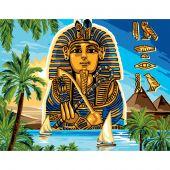 Canovaccio antico - Luc Créations - Sulle rive del Nilo
