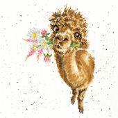 Kit Punto Croce - Bothy Threads - Un bouquet per te