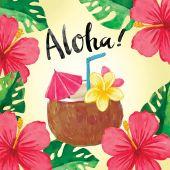 Kit ricamo diamante - Collection d'Art - Aloha