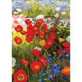 Kit ricamo diamante - Collection d'Art - Tappeto di fiori