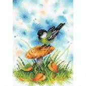 Kit ricamo diamante - RTO - Piccolo uccello