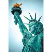 Kit ricamo diamante - Diamond Dotz - Statua della libertà