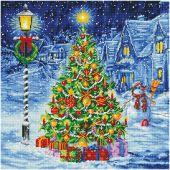 Kit ricamo diamante - Diamond Dotz - Oh l'albero di Natale