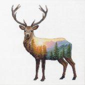 Kit Punto Croce - Dimensions - Scena di cervo