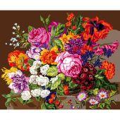 Canovaccio antico - DMC - Il mazzo di fiori