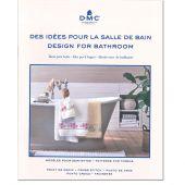 Libro diagrammi - DMC - Idee da ricamare speciale bagno