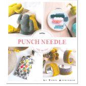 Libro - Le temps apprivoisé - Punch Needle