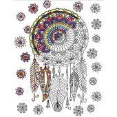 Tela predisegnata - Zenbroidery - Scherzo sogno