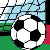 Kit di tela per bambini - Luc Créations - Footbal