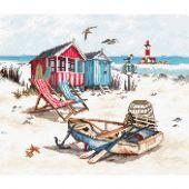 Kit Punto Croce - Letistitch - Spiaggia