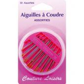 Aghi da cucire - Couture loisirs - Scatola da 30 aghi per cucire a mano