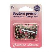 Bottoni a pressione - Couture loisirs - Bottoni a pressione