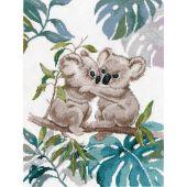 Kit Punto Croce - Oven - Koala