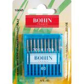 Aghi per macchine da cucire - Bohin - 10 Aghi standard n°60/8