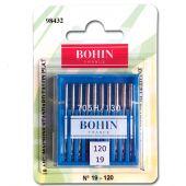 Aghi per macchine da cucire - Bohin - 10 aghi standard 120