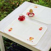 Kit set da tavolo da ricamare - Vervaco - Buona pasqua