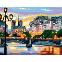 Canovaccio antico - Royal Paris - Il ponte delle Arti