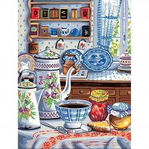 Canovaccio antico - Margot de Paris - La cucina di una volta