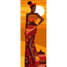 Canovaccio antico - Royal Paris - La bellezza africana