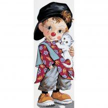 Canovaccio antico - Royal Paris - Il piccolo clown