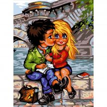 Canovaccio antico - Margot de Paris - Il bacio