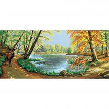 Canovaccio antico - Margot de Paris - Nella foresta