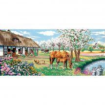 Canovaccio antico - Margot de Paris - Il boschetto fiorito