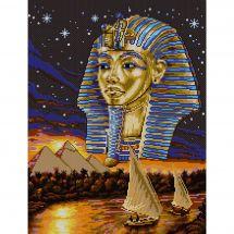 Kit Punto Croce - Marie Coeur - L'oro dei faraoni