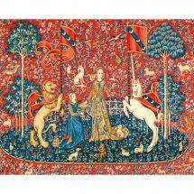 Canovaccio antico - Margot de Paris - Donna con il Liocorno il gusto