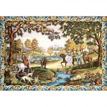 Canovaccio antico - Margot de Paris - Caccia Luigi XV