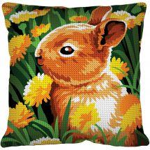 Kit cuscino fori grossi - Margot de Paris - Piccolo coniglio