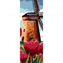 Canovaccio antico - Luc Créations - I tulipani