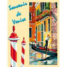 Canovaccio antico - Luc Créations - Ricordo di Venezia