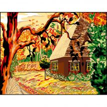 Canovaccio antico - Luc Créations - L'autunno
