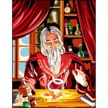Canovaccio antico - Luc Créations - Il mago