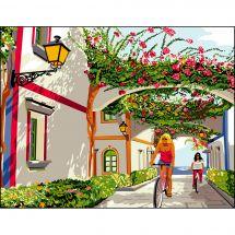Canovaccio antico - Luc Créations - Vacanze di estate