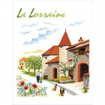 Canovaccio antico - Luc Créations - La Lorena