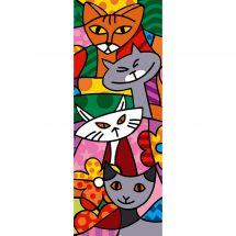 Canovaccio antico - Margot de Paris - Color cats