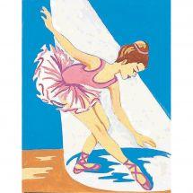 Kit di tela per bambini - Margot de Paris - La ballerina