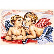 Canovaccio antico - SEG de Paris - I piccoli angeli