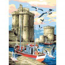 Canovaccio antico - SEG de Paris - La Rochelle