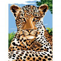 Canovaccio antico - SEG de Paris - Leopardo
