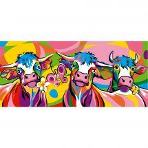 Canovaccio antico - SEG de Paris - Le mucche