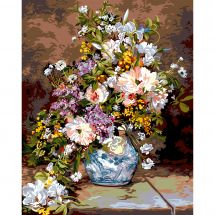 Canovaccio antico - SEG de Paris - Pierre Auguste Renoir il bouquet