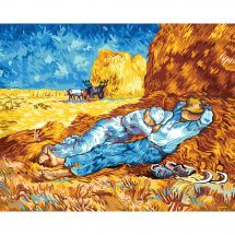Canovaccio antico - SEG de Paris - Il meridiano dopo Van Gogh