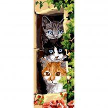Canovaccio antico - SEG de Paris - I tre gatti