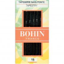 Aghi per tappezzeria - Bohin - Aghi per arazzi a mano n°16