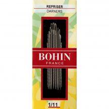 Aghi da cucire - Bohin - Aghi per rammendare a mano n°1 a 11