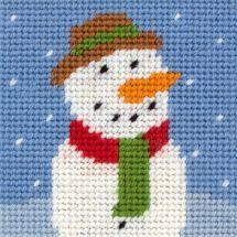 Kit di tela per bambini - Anchor - Frosty