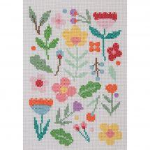 Kit Punto Croce - Anchor - Diffusione di fiori